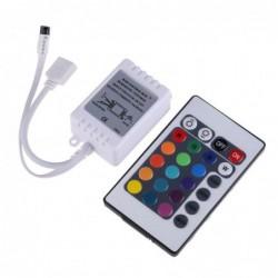 24 Key IR Remote Controller...