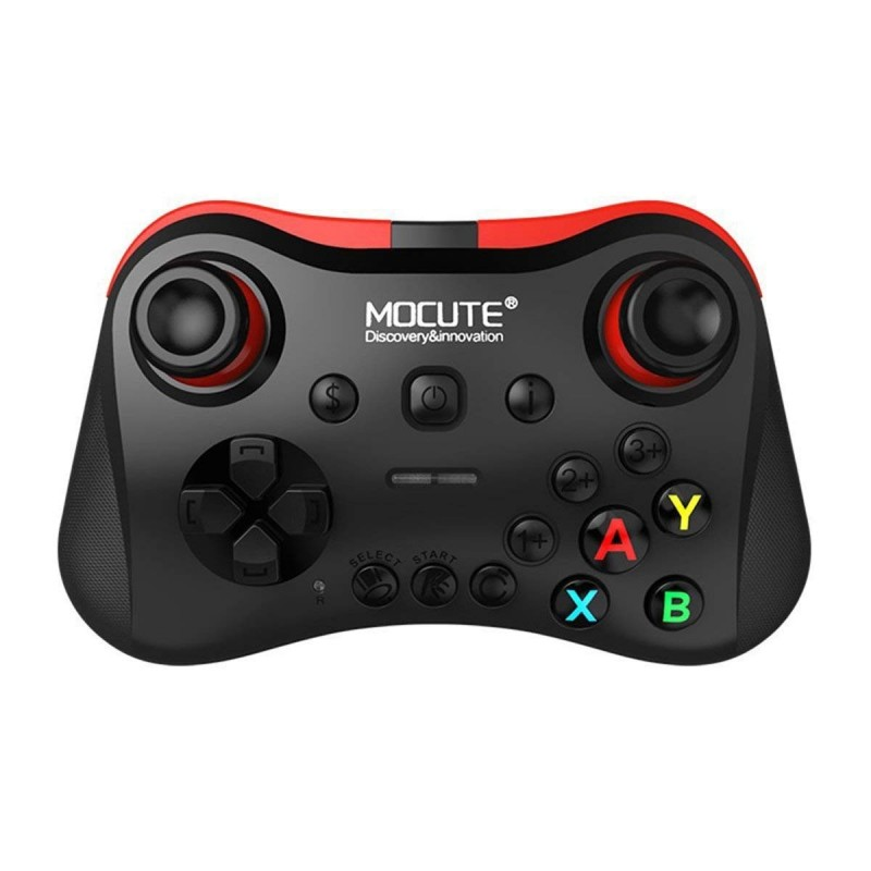 MOCUTE 056 Bluetooth Gamepad Android Wireless Joystick Vr Controller Mobile  Joypad For Pubg Smartphone Smart Tv Box Pc With