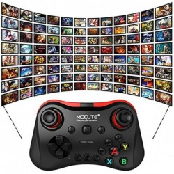 MOCUTE 056 Bluetooth Gamepad Android Wireless Joystick Vr Controller Mobile Joypad For Pubg Smartphone Smart Tv Box Pc With Ho.