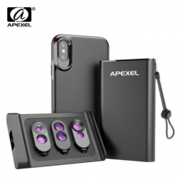 APEXEL New Add-on Dual Lens...