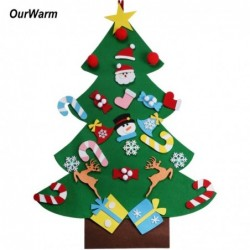OurWarm DIY Felt Christmas...