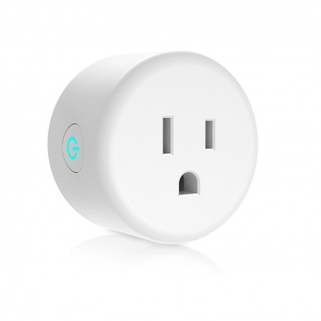 WiFi Smart Plug Mini US Plug, Remote Control