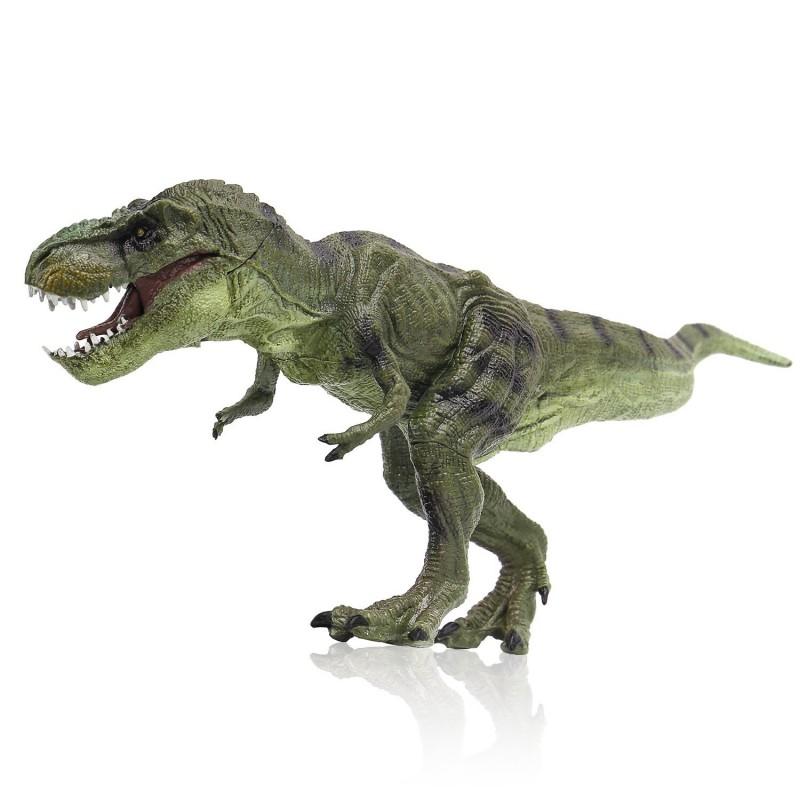 Tyrannosaurus rex dinosaur figure toy king tyrant lizard tyrannosaurus rex called as king tyrant lizard in ancient greek and as king in latin is a genus of coelurosaurian theropod altavistaventures Gallery