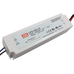 Mean Well LPV-100-12 100W...