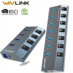 Wavlink USB Hub 30 High...