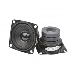 2Pcs 2Inch Mini Audio...