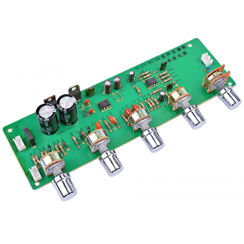 2-channel advanced relay volume control panel HIFI volume board