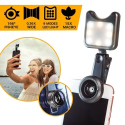 Cell Phone Camera Lens Kit...