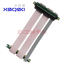 Ultra PCIe 4.0 X16 Riser Cable Extreme High-Speed Vertical Mount Gaming PCI Express Gen4 168mm 3.0 Gen3 Compatible