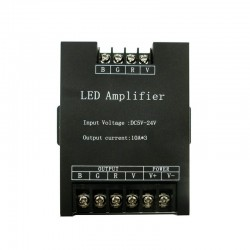 Led RGB Amplifier DC5V-24V 30A