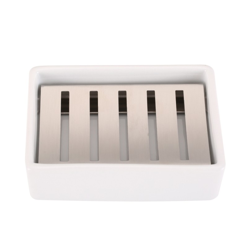 Soap Dish Stainless Steel Holder