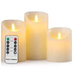Flameless Candles Battery...