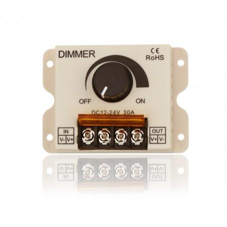 DC12V-24V LED Dimmer Brightness Adjustable 30A 360W Controller