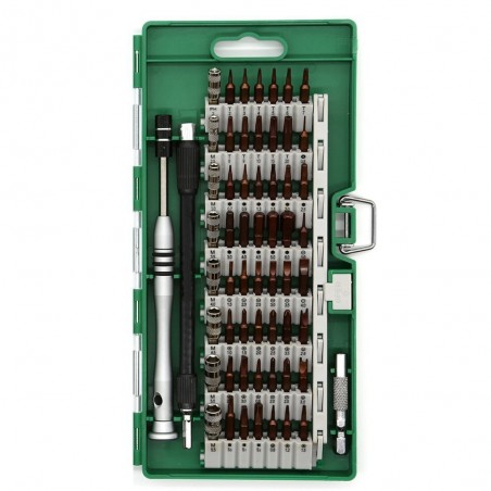 60 in 1 Screwdriver Set with 56 Bit Magnetic Precision Screwdriver Kit